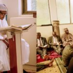 President Buhari Participates At The Opening Of 2019 Ramadan Tafsir At The State House Mosque (Photos)