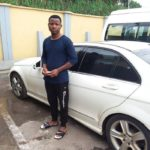 EFCC arrests suspected Internet Fraudster