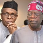 Bola Tinubu: El-Rufai Insists Lagos Godfather Must Be Defeated