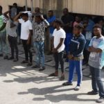 Again EFCC Arrests 10 Internet Fraudsters In Abuja