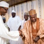Killings: Buhari Meets Katsina Gov In Aso Rock