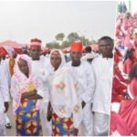'We spent N300m on mass wedding for 1,500 couples' – Kano State Government claim