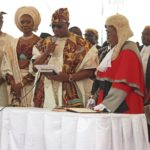 Abiodun Sworn In As Fifth Ogun Governor, Pledges Accountable Governance