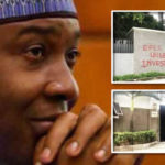EFCC Seizes Bukola Saraki's Houses In Lagos (Photos)