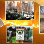 Fire Razes Down INEC Office In Jigawa [PHOTOS]