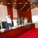 Buhari Tells Service Chiefs To Wake Up
