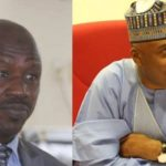 EFCC probe of Saraki not personal, says Magu