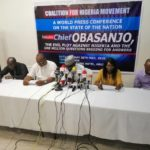 Obasanjo Has More To Tell The World About His Plans To Destroy Nigeria — Coalition (photos)