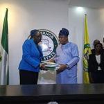 Amosun Hands Over To Abiodun Ahead Of Inauguration In Ogun