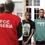 Three Nigerian Scammers Posing as Chinese Lovers Land in EFCC Net