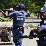 South African Police Allegedly Kill Nigerian Man
