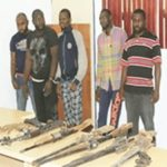14 Suspected Kidnappers Arrested In Nasarawa