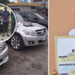 Yahoo Boys: Photos Of Exotic Cars Confiscated; 13 Arrested In Edo State