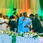 June 12: Buhari Hosts World Leaders To Gala Night (Photos)