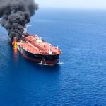 Explosions reported on two tankers in Gulf of Oman (Photos)