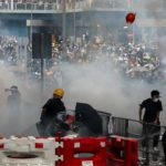 Hong Kong protests: 72 injured in violence, two in serious condition (PHOTOS)