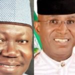 Senators react to emergence of Lawan, Omo-Agege as senate president, deputy
