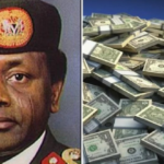 Again, Another Abacha's £211m Loot Seized