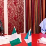 What ADP Told Buhari About Buratai, Others Chiefs