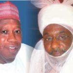 N3.4 Billion: Emir Of Kano, Sanusi Replies Gov Ganduje's Query