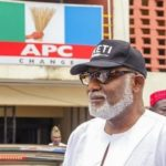 Ondo: Gov. Akeredolu sacks three commissioners, nominates six replacements