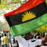 555 Biafra flags, car insignia seized
