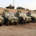 Nigerian Army Begins Local Production Of Tactical Vehicles