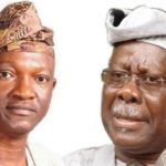 Lagos PDP crisis: Bode George, Jimi Agbaje fight dirty over defection