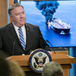 US holds Iran 'responsible' for reported Gulf attacks on tankers