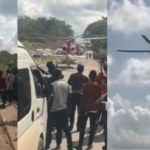 NCAA Begins Investigation Into Helicopter Landing On Benin-Ore Expressway