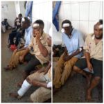 Nigerians Attacked In Togo, Many Wounded And Some Escaped Being Lynched (Photos)