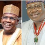 Battle for deputy begins as Goje steps down for Lawan