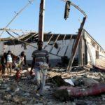 Nine Nigerians killed in Libya migrant detention centre airstrike