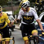2019 Tour de France participants parade streets of Brussels