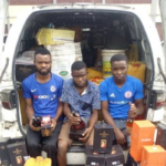 3 Suspected Producers Of Adulterated Drinks Arrested In Lagos