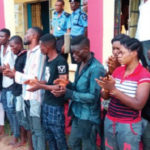 21 Repentant Cultists Undergo Spiritual Deliverance In Ebonyi