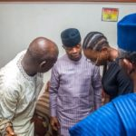 Osinbajo visits parents of slain Channels reporter Precious Owolabi (Photos/Video)