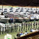 Insecurity: Gov. Wike launches Operation Sting (photos)