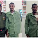 Corper Aliyu Suleiman Discharged From Hospital After Shittes – Police Clash (photos)