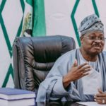 Ministerial List: Ajimobi Reacts To Buhari's Choice Of Sunday Dare As Ministerial Nominee From Oyo
