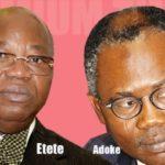 EFCC appeals to court not to set aside arrest warrant on Adoke, Etete