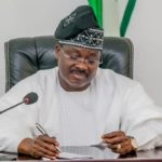 Don't make Ajimobi minister, group tells Buhari
