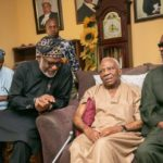 Akeredolu condoles with Fasoranti, promises arrest of killers (Photos)