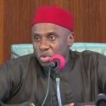 Ministerial screening: Goje, Rivers Senators tackle Lawan over Amaechi