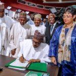 Free trade must be fair trade, says Buhari