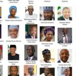 Ministerial nominees screened so far