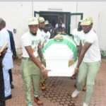 Photos: NYSC sends Precious Owolabi's corpse to parents in Zaria