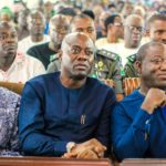 PHOTOS: Makinde, Other Southwest Govs Attend Funeral Service Of Fasoranti's Daughter