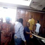 Ondo lawmakers flee as snake creeps into parliament
