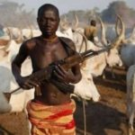 Suspected Fulani herdsmen slaughter pregnant woman, 3 others in Plateau (Graphic Photos)